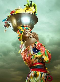 Colombia, the only risk is wanting to stay by Juan David Jaramillo, via Behance… African Beauty, African Women, African Art, Hair Inc, Colombian Culture, Colombian Women, Colombian Art, Colombia South America, Colombia Travel