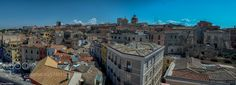 Sardinia. Panorama of Cagliari by Dreamalex