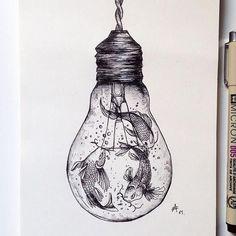 111 Wahnsinnig kreative kühle Dinge zu zeichnen heute 48