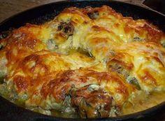 Самые вкусные рецепты: Курочка с чесноком и сыром