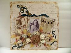 This is one of many Scrapbook Layouts I have created!! Be sure to check out my facebook page for more http://www.facebook.com/angelascraftcorner