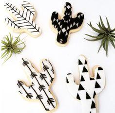 Adorable cacti cookies!