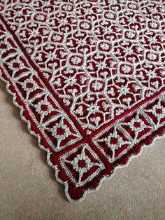 January 2015 CAL pattern on the Julie Yeager Designs board on Ravelry. Come along and crochet along with us for pattern support, moral support, and fun!