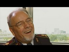 A Tribute to General John Gowans - The Salvation Army (16:53)  SA as 3-legged stool (at 11:30)