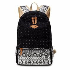 23f22f44f6ad Canvas Women Backpack   Price   18.95   FREE Shipping