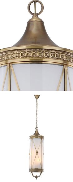 We came for the elegant silhouette, but we stayed for the intricate details. The cross-hatch pattern, the subtle beading, the gorgeous brass and steel construction—what's not to love? It's right at hom...  Find the Daphne Pendant Light, as seen in the LA Union Station Collection at http://dotandbo.com/collections/la-union-station?utm_source=pinterest&utm_medium=organic&db_sku=118595