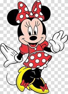 Minnie Mouse Drawing, Minnie Mouse Cartoons, Mickey E Minnie Mouse, Mickey Mouse Drawings, Mickey Mouse Pictures, Minnie Png, Mickey Mouse And Friends, Disney Drawings, Minnie Mouse Clipart