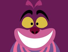 Cheshire Cat -minimal- by Arnumdrusk.deviantart.com on @deviantART