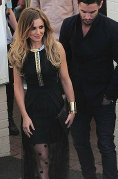 #sassandbide   NOTIONS OF BEAUTY   the always gorgeous #CherylCole looking breathtaking in sass and bide!