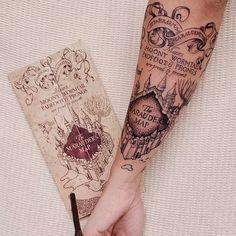 Hp Tattoo, Real Tattoo, Piercing Tattoo, Harry Tattoos, Fandom Tattoos, Nerd Tattoos, Small Harry Potter Tattoos, Harry Potter Tattoos Sleeve, Mini Tattoos