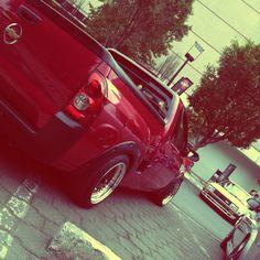 Chevrolet Tornado with #BBS #Rm #Rims