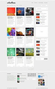 Urban Magazine WordPress Theme
