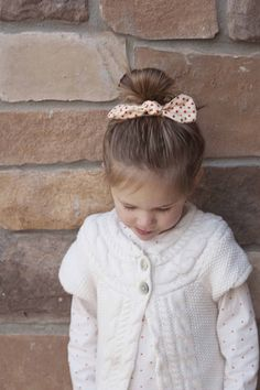Carissa Miss: Hair Bow Tutorial
