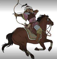 Hun (Magyar) archer pictures   #Magyarorszag #Hungary #Hun #Magyar #Hunnic #AttilaTheHun #Warrior #Turan