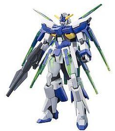 Gundam Advanced Grade Gundam Age 1/144 Scale Model Kit: #24 Gundam AGE-FX