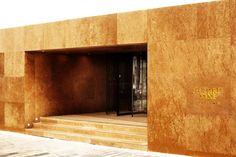 The Square Nine Hotel by Isay Weinfeld in Belgrade, Serbia