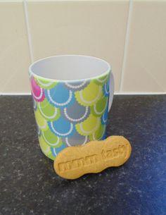 Pearly Scales  Mug & Coaster Gift Set by JLWIllustration on Etsy, £11.00