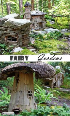 Fairy Gardens   Your Very Own Miniature World... Gardening | Miniature  Landscapes