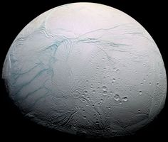 apod: July 1 Fresh Tiger Stripes on Saturn's Enceladus Image Credit: NASA, ESA, JPL, SSI, Cassini Imaging Team Explanation: Do underground oceans vent through the tiger stripes on Saturn's moon Enceladus? Long features dubbed tiger stripes are. Astronomy Science, Planetary Science, Cosmos, Constellations, Saturns Moons, Organic Molecules, Astronomy Pictures, Nasa Pictures, E Mc2