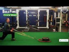 16 Leg Building Sled Exercises - YouTube