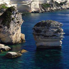 Grain de sable Bonifacio #corse #tourisme