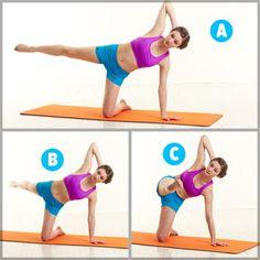 9 Pilates Moves That Burn Major Calories | Women's Health Magazine