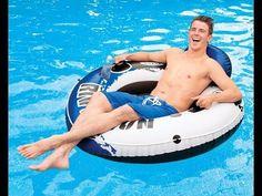 Mega Chill Inflável Flutuante Cooler Bebidas Piscina Lago Rio Praia