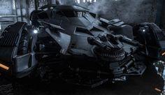 """Conoce el nuevo Batmóvil de la película """"Batman V Superman: Dawn of Justice"""" - http://www.actualidadmotor.com/2014/09/12/nuevo-batmovil-batman-v-superman-dawn-justice/"""