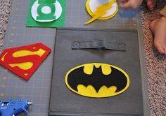 logo gratis mall batman superhero barn pyssel inspiration pyssla ide tips film