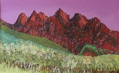 DJ Hershman  Colorado   Oil on Board  H 30in x W 48in