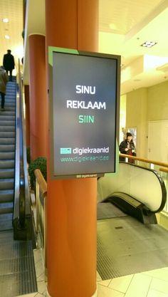 Reklaamekraan. www.reklaam.ee