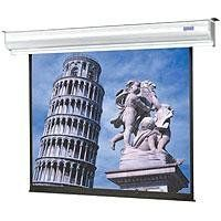 """Da-Lite Contour Electrol Video Format Electric Wall and Ceiling Projection Screen, 43"""" x 57"""", 71.4"""" Diagonal, High Contrast Matte White Surface by Da-Lite. $688.95. High Contrast Matte White - Designed for moderate output DLP and LCD projectors, this screen surface is a great choice when video images are the main source of information being projected and where ambient light is moderately controlled. With its specially designed gray base material and reflective ..."""