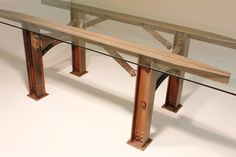 """''Industry"""" Dining Table 1"""