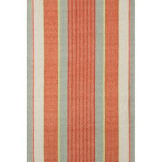 Dash and Albert Rugs Hand Woven Orange Area Rug You'll Love | Wayfair