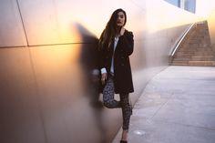 Little Black Boots: lookbook x h&m fall 2013