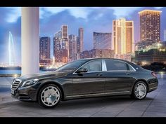 2016 Mercedes Maybach s600 vs 2015 Rolls royce Ghost series 2 - YouTube