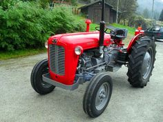 1962 #MasseyFerguson 35 #tractor. taf.com | tafecafe.org