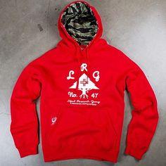 #LRG sneak peak: OG Army Pullover Jacket. Part of Spring 13, comin soon!