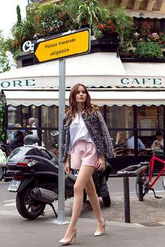 Жакет из твида классический – Breakfast at boutique