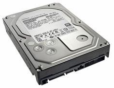 HGST Hitachi Ultrastar 7K4000 4TB 7200RPM SATA 6Gbps 64MB Cache (512e) 3.5-inch Internal Hard Drive Mfr P/N HUS724040ALE640