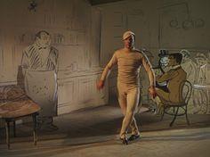 Walter Plunkett - Costumes - Gene Kelly - Un Américain à Paris - Toulouse Lautrec - 1951 Gene Kelly, Paris Toulouse, Divas, An American In Paris, Paris Birthday, Photos, Pictures, Classic Hollywood, Chill