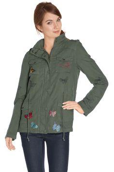 16 meilleures images du tableau veste kaki   Khaki jacket, Jackets ... 13dd4a582189