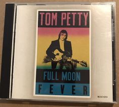 Tom Petty Full Moon Fever MCAD 6253 | eBay