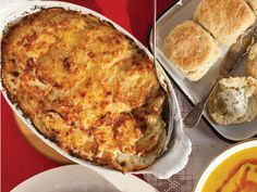 Thanksgiving Side Dish | Potato and Rutabaga Gratin