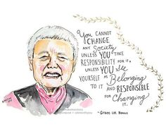 Women's History Month Day 29- Grace Lee Boggs