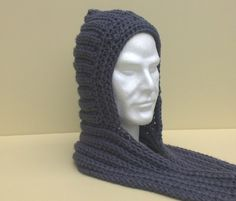Scoodie   Scarf and Hood all in one by @bobwilson123