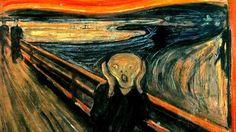 El cataclismo y la momia que inspiraron «El grito» de Edvard Munch