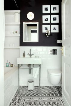 pretty close to my dream bathroom... just a different toilet