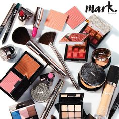 Introducing the new mark. By Avon Makeup Collection!