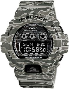 Mens G-Shock Camouflage Series  // GD-X6900CM-8 // #Casio #GShock #Camo #Watch // #WatchCentre #Melbourne #Australia #FreeShipping